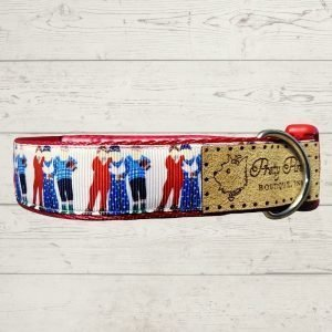 Any Mummers 'Lowd In Dog Collar