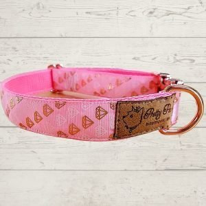 Diamond Diva Dog Collar