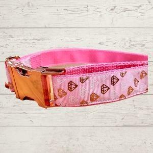 Diamond Diva Dog Collar